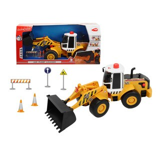 Dickie Toys 21-Inch Air Pump Loader