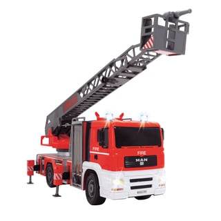 Dickie Toys International 19-Inch Fire Patrol