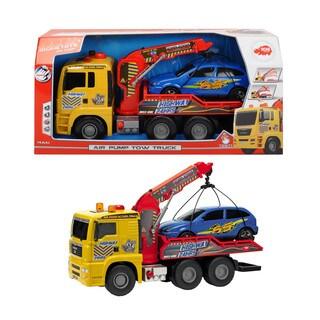 Dickie Toys 21-Inch Air Pump Tow Truck