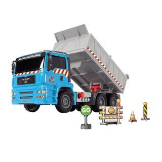 Dickie Toys 11-Inch Air Pump Dump Truck