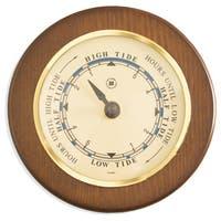 Bey Berk Nautical Tide Clock