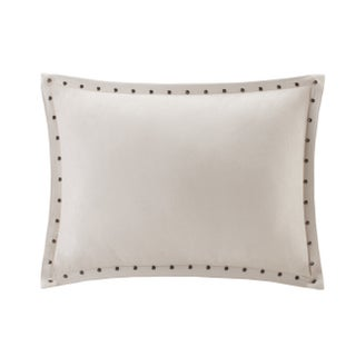 Pine Canopy Ashley Down Filled Microsuede Oblong Pillow
