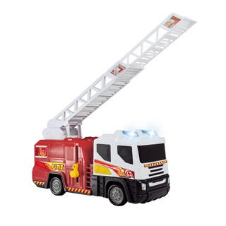 Dickie Toys 11-Inch Fire Engine|https://ak1.ostkcdn.com/images/products/10639561/P17707494.jpg?impolicy=medium