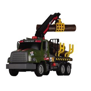 Dickie Toys Freightliner Forester Truck|https://ak1.ostkcdn.com/images/products/10639579/P17707489.jpg?impolicy=medium