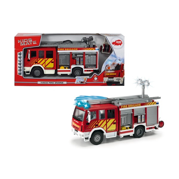 Dickie Toys International Iveco 11-inch Fire Engine
