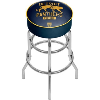 VAF Detroit Panthers Padded Swivel Bar Stool