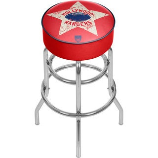 VAF Hollywood Rangers Padded Swivel Bar Stool