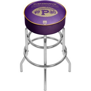 VAF Portsmouth Spartans Padded Swivel Bar Stool