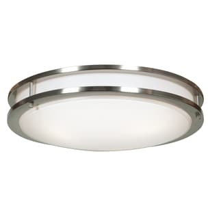 Access Lighting Solero 3-light Flush Mount