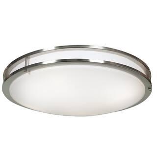 Buy Fluorescent Flush Mount Lighting Online at Overstock.com | Our ...