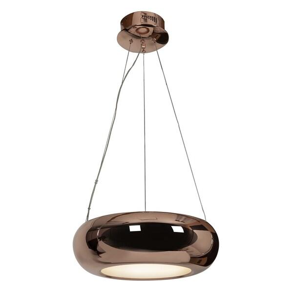 Access Lighting Essence LED Rose Gold Pendant