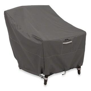 Ravenna Grey Adirondack Chair Cover