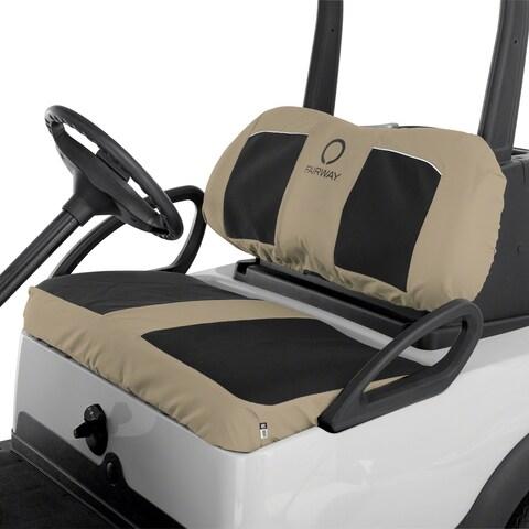 Classic Accessories Fairway Neoprene Paneled Golf Cart Set Cover