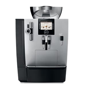 JURA 13637 Impressa XJ9 Professional One-Touch-Cappuccino and Latte Machine (Refurbished)