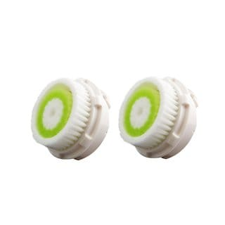 Sonimart Acne Facial Cleansing Replacement Brush Heads (Pack of 2)
