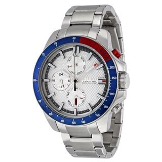 Tommy Hilfiger Men's 1791166 'Jace' Multi-Function Stainless Steel Watch