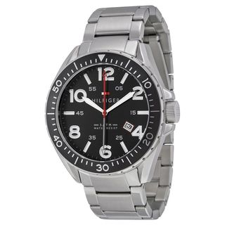 Tommy Hilfiger Men's 1791135 'Casual Sport' Stainless Steel Watch