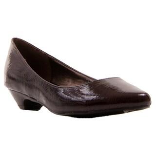 Gomax Women's Days 01 Patent Low Heel Pumps