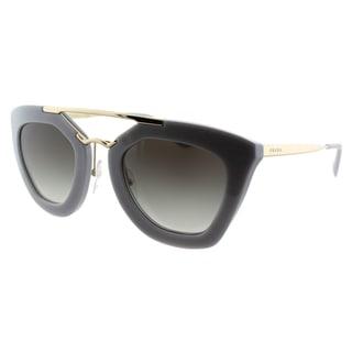 Prada Cinema Women's PR 09QS TV30A7 Opal Grey Sunglasses