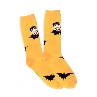 Women's Halloween Crew Socks Single Pair