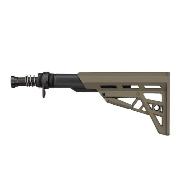 ATI AR-15 TactLite Adjustable Mil-Spec Stock Flat Dark Earth