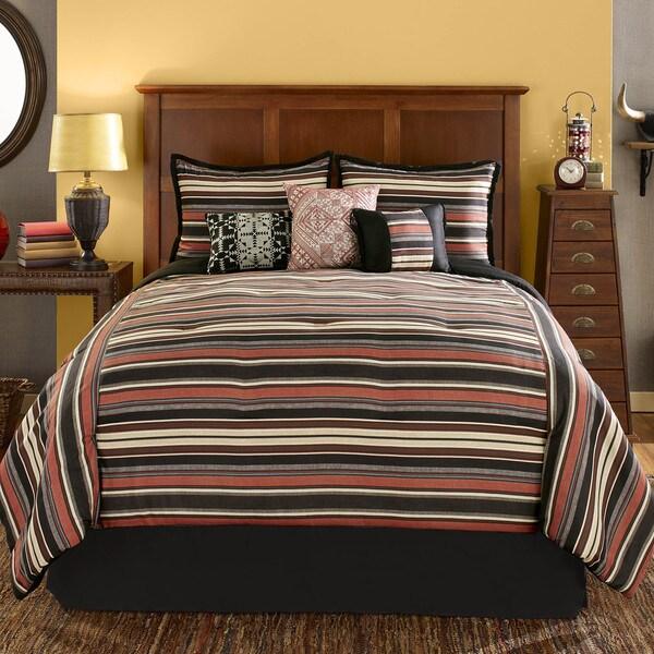 Casa Mia Chaco 7-piece Comforter Set