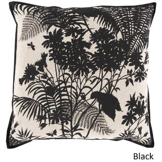 Florence Broadhurst: Decorative Collins Nature 20-inch Throw Pillow