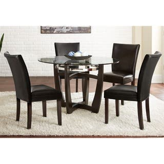 Buy Glass Kitchen Dining Room Sets Online At Overstock Our Best