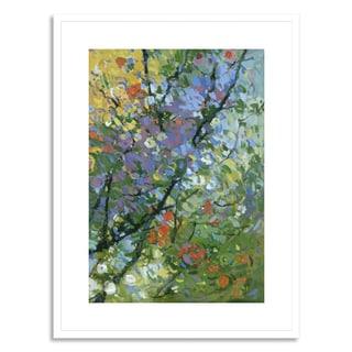 Gallery Direct Coulter, Kim 'Springtide I' Framed Paper Art