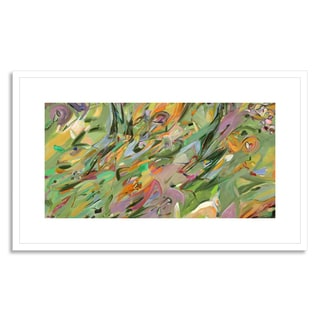 Gallery Direct Norman, Polly 'Surge' Framed Paper Art