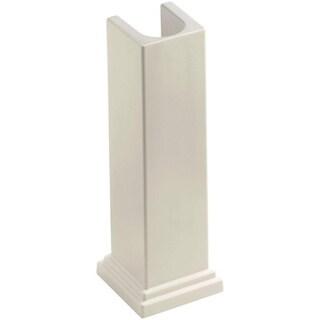 Kohler Tresham Pedestal in Almond