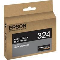 Epson UltraChrome 324 Original Ink Cartridge - Photo Black
