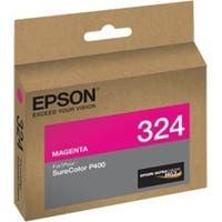 Epson UltraChrome 324 Original Ink Cartridge - Magenta