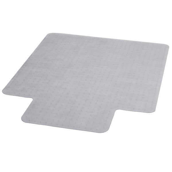 36 Inch X 48 Inch Carpet Chairmat With Lip Free Shipping