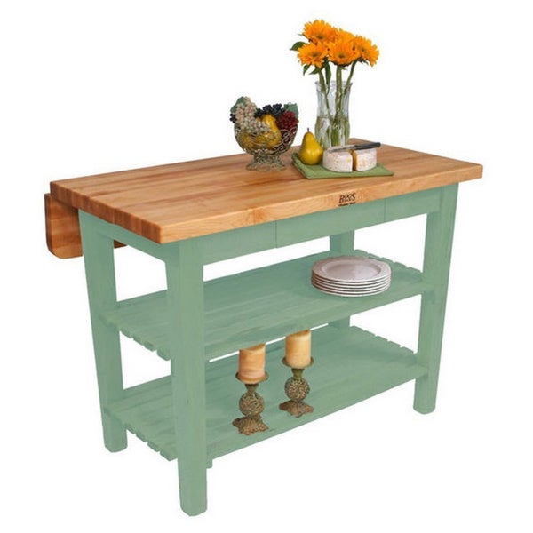Overstock Kitchen Island With Drop Leaf
