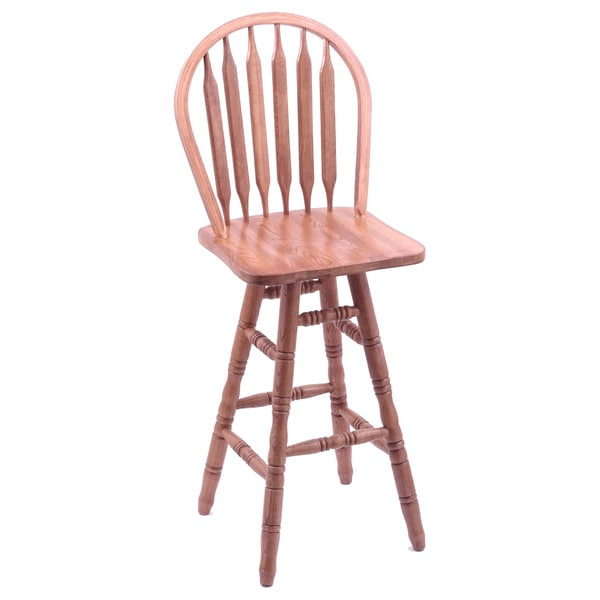Shop Arrow Back Bar Stool Free Shipping Today