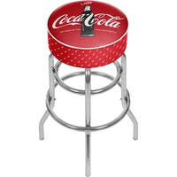 Coca-Cola Bar Stool