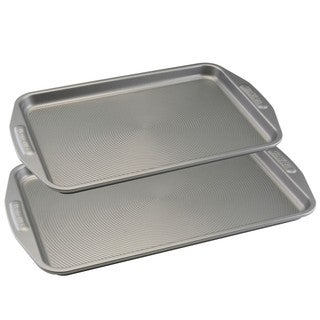 Circulon(r) Nonstick Bakeware 2-Piece Cookie Sheet Set