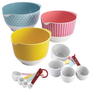 Cake Boss Tools Mix and Measure Set