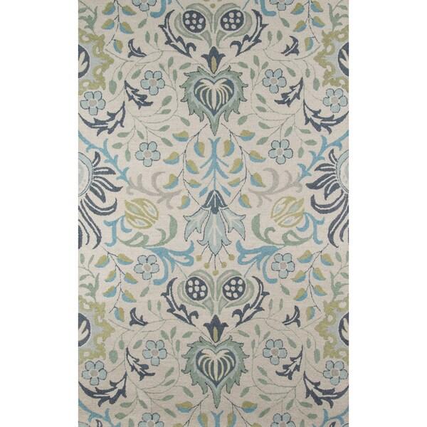 Amelia Hand Tufted Wool Rug (8u0027 X ...