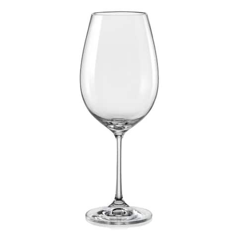 Viola Red Wine Glass 18.5oz Set/6