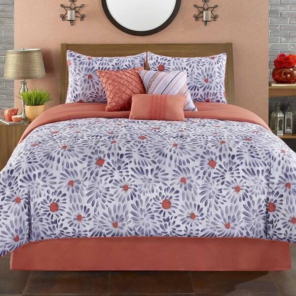 Casa Mia Santa Marta 7 Piece Comforter Set Free Shipping