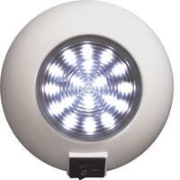 SeaSense Surface Mount 18 LED Super Bright Light, White