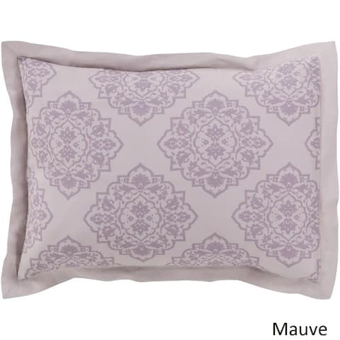 Sheena Floral Linen/ Cotton Sham