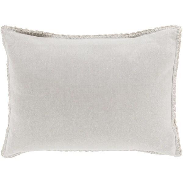 Marley Solid Cotton/Linen Sham