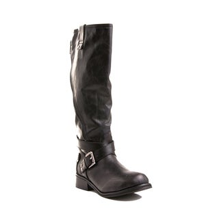 Gomax Women's Shoe Gryson 02 Mid Calf Boot