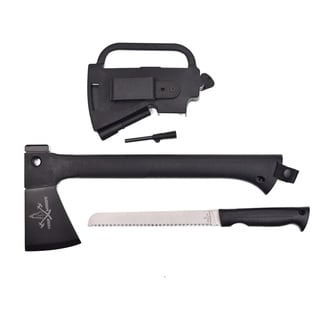 Renegade Deep Woods Hideout Axe, 8in Blade