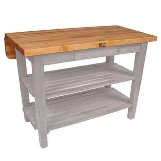 John boos kitchen furniture for less overstock john boos 60 x 32 kitchen island bar drop leaf kib02 ug workwithnaturefo