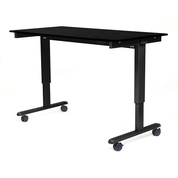 Luxor Stande 60 Bk Bo Stand Up 60 Quot Electric Desk Free