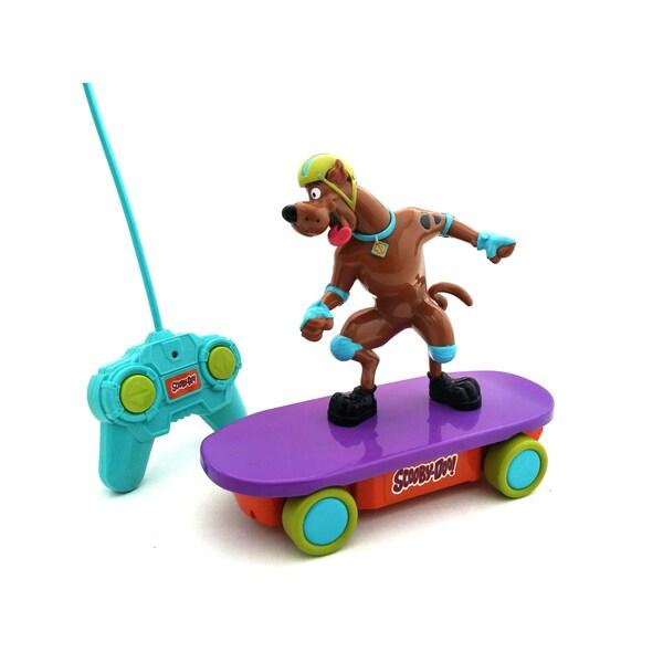 NKOK Full Function Remote Control Skateboarding Scooby